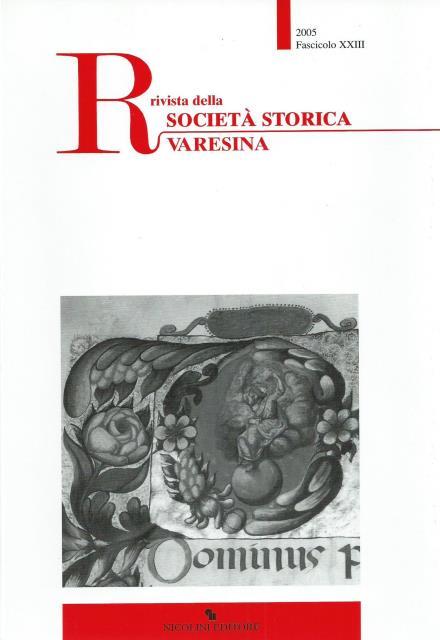 Fascicolo XXIII