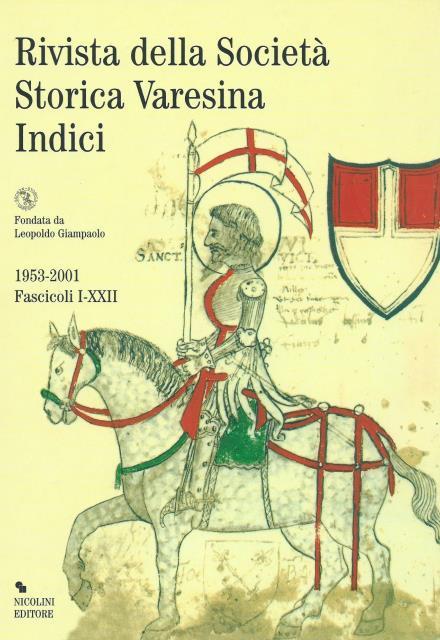 Indici Fasc. I – XXII